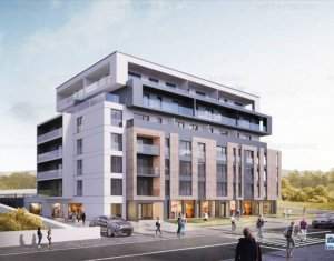 Ansamblu rezidential ultramodern, zona Dambu Rotund, preturi de la 1200 Euro/mp!