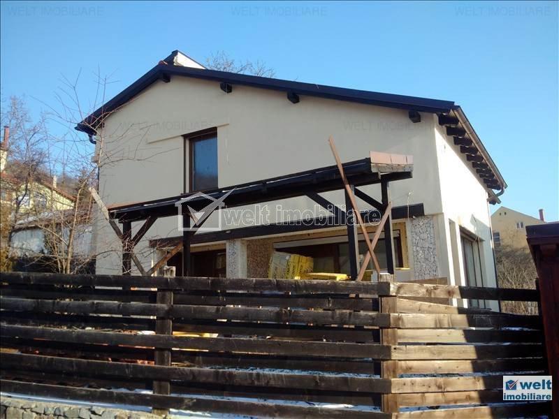 Casa in Grigorescu, ultrafinisata, 212 mp, locatie deosebita, alee privata
