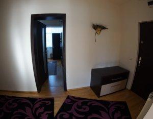 Apartament 3 camere, ultrafinisat si mobilat modern, Plopilor + garaj