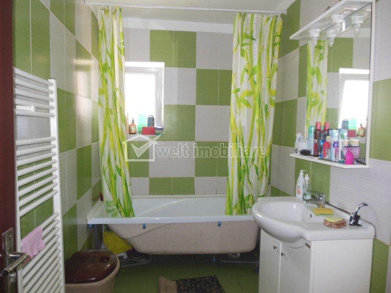 Vanzare apartament cu 2 camere, Floresti, zona Sesul de Sus