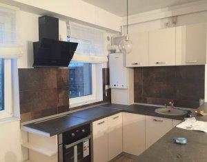 Inchiriem apartament cu 2 camere, 50 mp, et. intermediar, zona Calea Turzii.