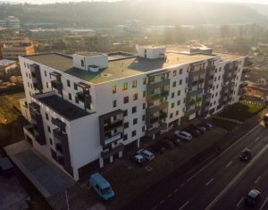 Vanzare apartamente de 2 camere in cartierul Dambul Rotund, imobil nou, CF