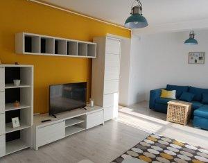 Inchiriem apartament cu 2 camere, 55 mp, mobilat si utilat, in Andrei Muresanu.
