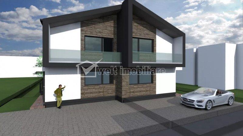 Vanzare casa situata in prima parte a cartierului Europa, 140 mp, teren 310 mp