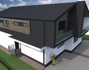 Vanzare casa situata in prima parte a cartierului Europa, 140 mp util, teren 310