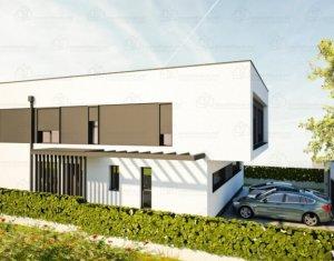Vanzare casa tip duplex in Europa, strada privata, 121 mp utili