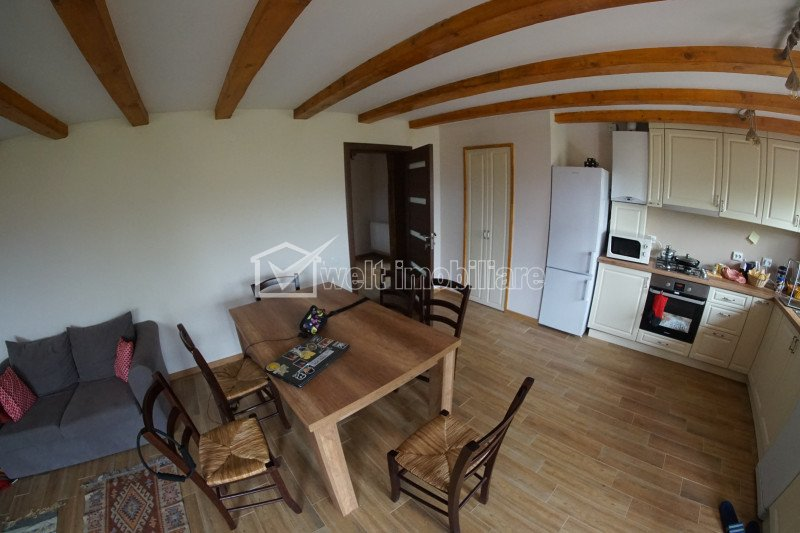 Casa 4 camere, curte comuna, 2 niveluri, cartier Grigorescu