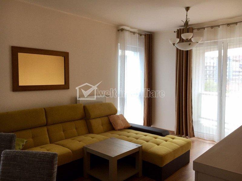 Apartament de lux cu 2 camere, etaj 1, complex Platinia, langa USAMV