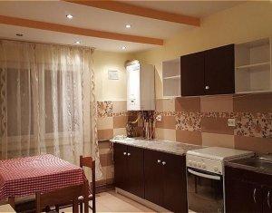 Inchiriere apartament 3 camere,75 mp, decomandat, etaj intermediar, Plopilor