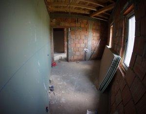 Casa tip duplex, constructie noua, Floresti, 115mp, panorama, Razoare