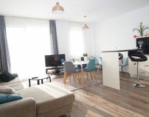 Apartament 2 camere, mobilat si utilat modern, Marasti langa C.B.C