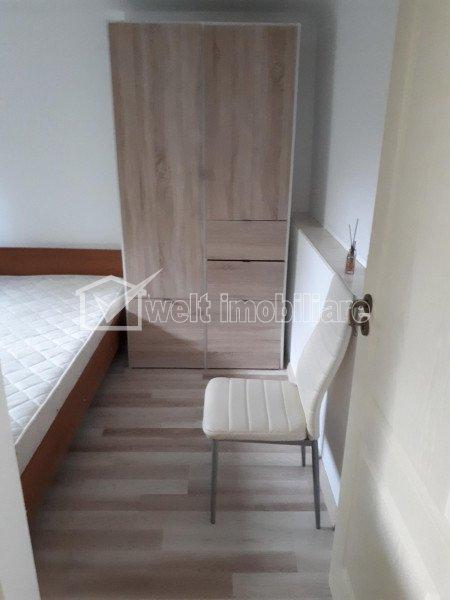 Apartament de o camera, decomandat, Gruia