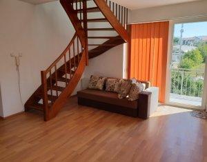 Apartament modern 3 camere, 2 bai, utilat, mobilat, balcon, Zorilor