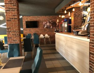 Inchiriere restaurant complet echipat si functional, Marasti