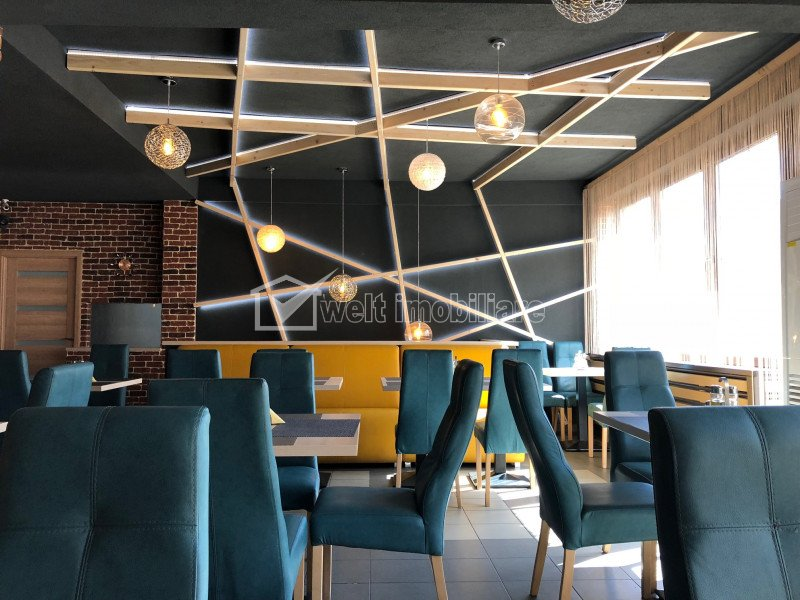 Inchiriere restaurant la cheie 100mp, Marasti str. Dambovitei