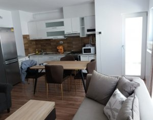 Apartament de inchiriat, 2 camere, 56 mp, etaj intermediar, Zorilor
