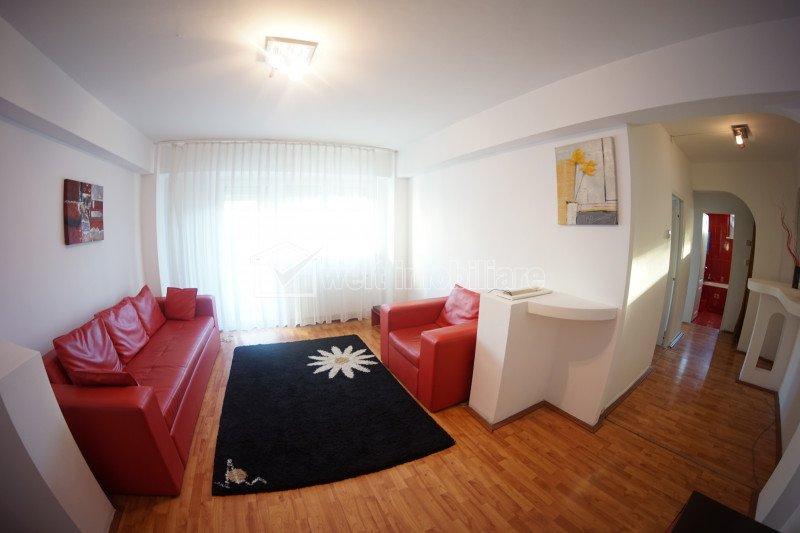 Inchiriere Apartament 3 camere, semicentral, LANGA UMF