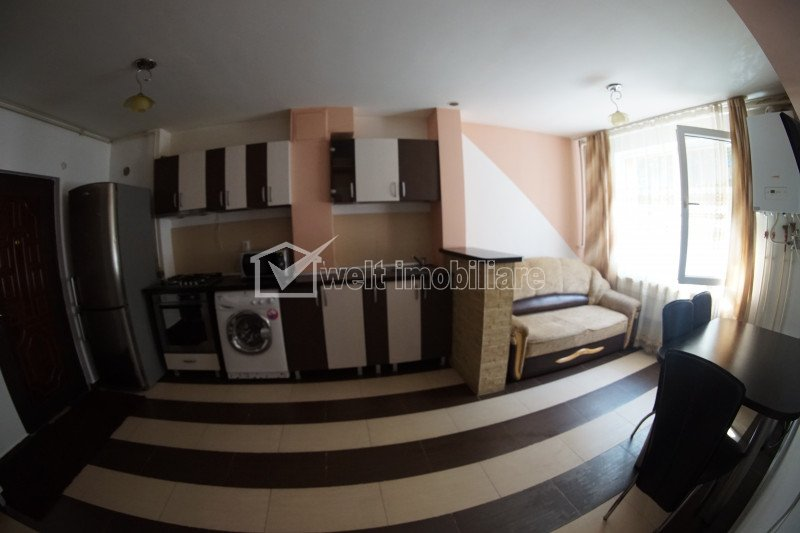 Apartment 1 rooms for rent in Cluj Napoca, zone Gara