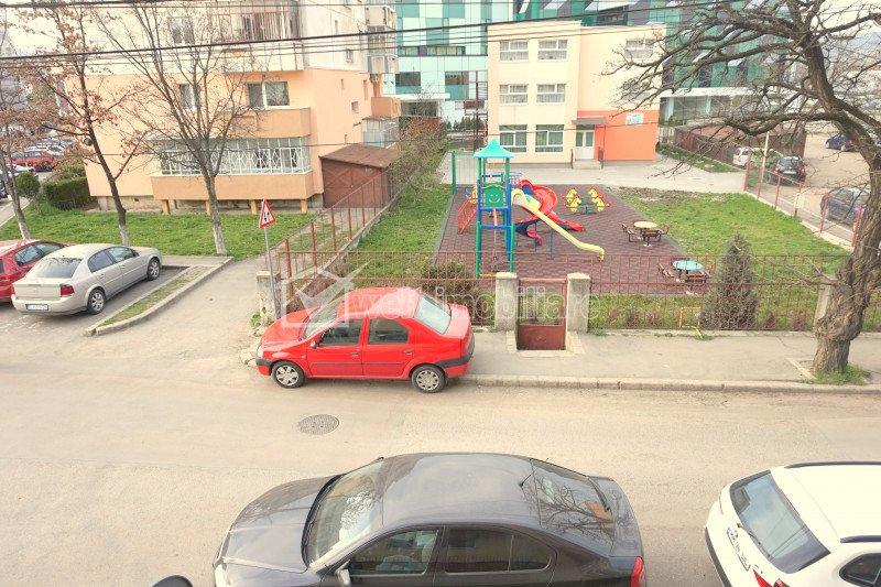 Inchiriere Apartament 2 camere decomandat, cartier Marasti, zona Farmec; parcare