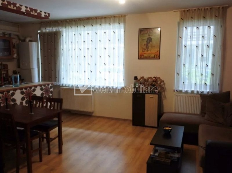 Apartament 3 camere, cu gradina, situat in Floresti, zona Eroilor