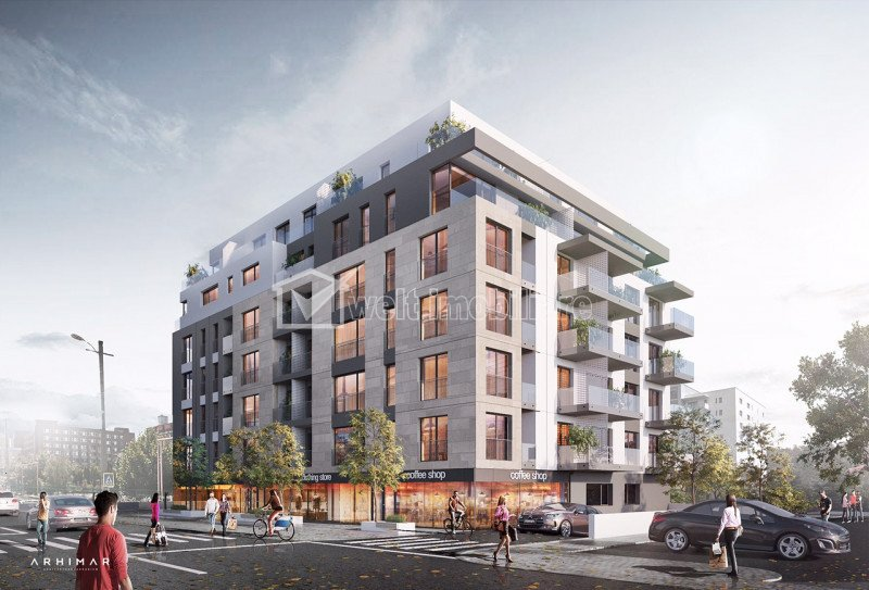 Apartament 2 camere  imobil ultramodern situat in zona Iulius Mall !