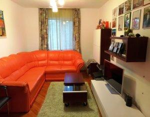 Apartament de familie, 4 camere decomandat, Manastur, 10 minute de Big (pe jos)
