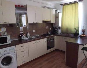 Vanzare apartament 3 camere, gradina 80 mp , situat in Floresti, zona Eroilor