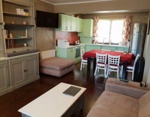 Apartament de lux, mobilat, 2 camere - 59 mp, terasa 18 mp, 2 parcari, Borhanci