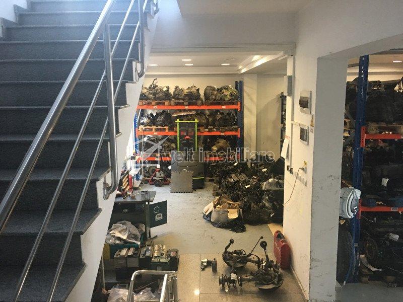 Üzlethelyiség eladó on Floresti