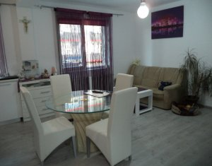 Apartament de vanzare, 2 camere si gradina, zona Cetatii, Floresti