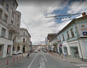 Cladire comerciala 500mp in centrul Clujului, utilizari multiple