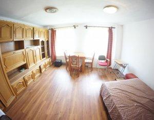 Apartament 1 camera + pod mansardabil, 5 min Piata M. Viteazu, vedere spre Somes