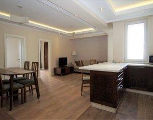 Inchiriere apartament 3 camere, 62 mp, garaj, strada Traian