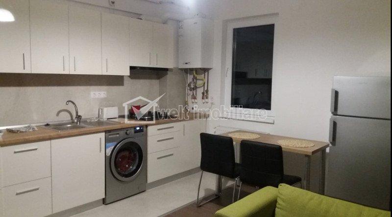 Inchiriem apartament cu o camera, 45 mp, mobilat si utilat zona P-ta 1 Mai