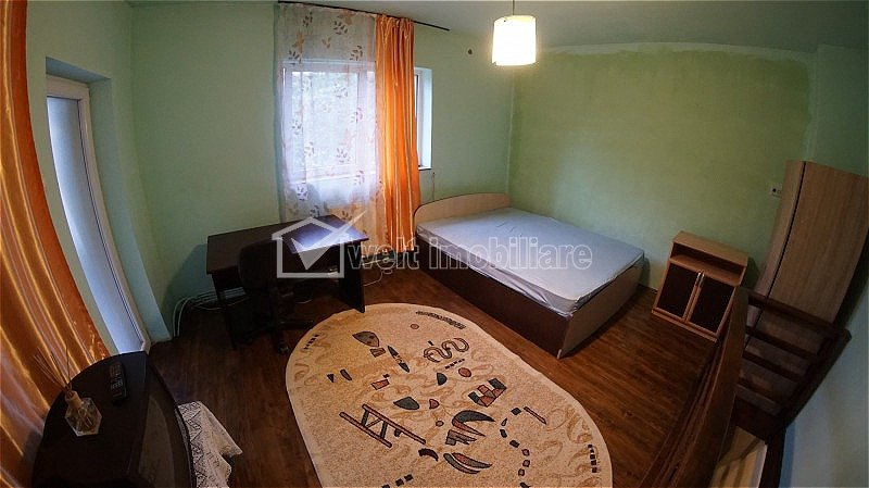 Apartament 1 camera, 38 mp, terasa, Hasdeu