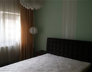 Apartament de inchiriat, 3 camere, 78 mp, mobilat si utilat, Zorilor