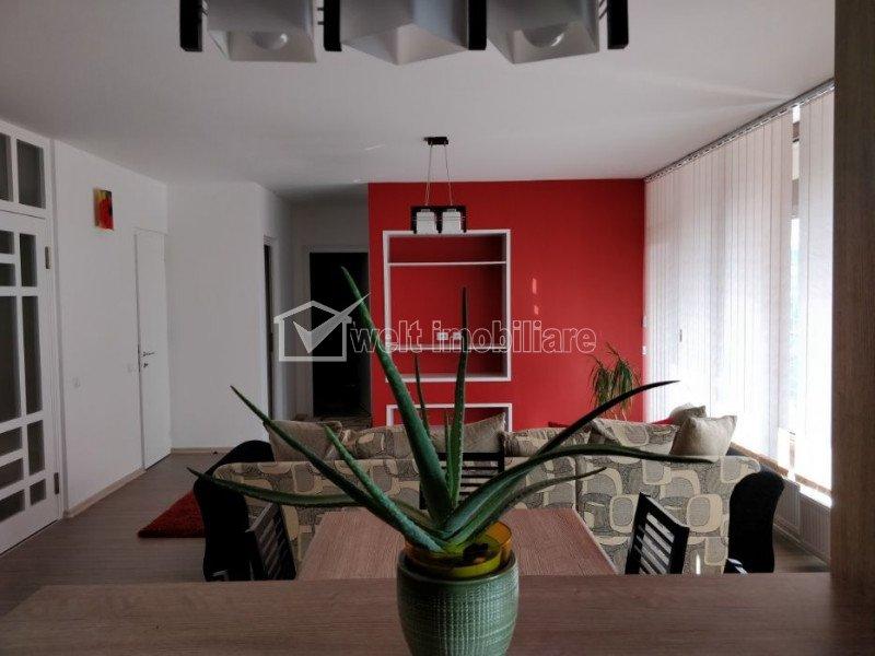 Apartament 3 camere, 83 mp, terasa, finisaje si dotari de lux, Plopilor