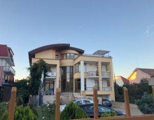 Birouri 620mp in vila Gheorgheni, parcari, terase, finisat