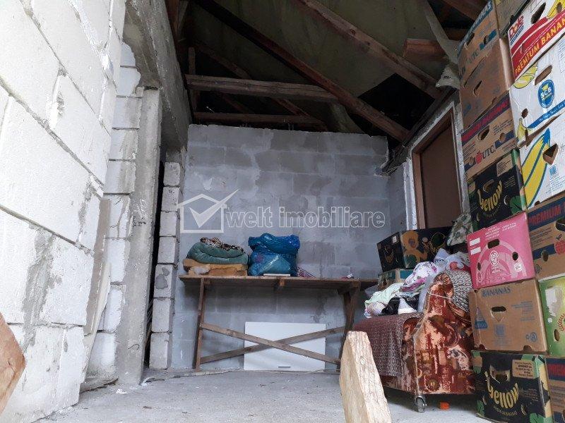 Casa de vanzare 120 mp utili cu teren 700 mp Dambul Rotund
