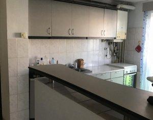 Apartament de inchiriat, 2 camere, 56 mp, decomandat, Manastur