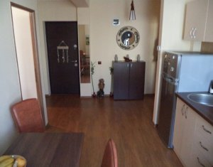 Apartament de vanzare, 2 camere, decomandat, zona Cetatii, Floresti