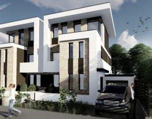 Duplex arhitectura moderna - Dambul Rotund