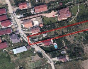 Teren intravilan 1312mp UTR Liu in zona exclusiva de case, zona Borhanci