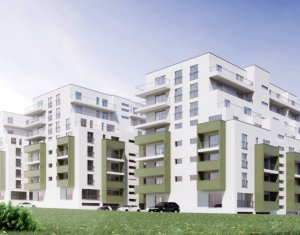 Apartment 2 rooms for sale in Cluj Napoca, zone Europa