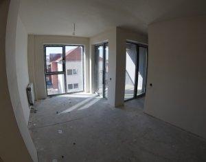 Vanzare apartament cu 3 camere, bloc finalizat, in Buna Ziua