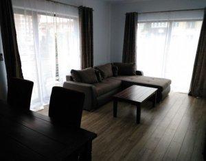 Apartament de inchiriat, 2 camere, 61 mp + 40 terasa, Gheorgheni