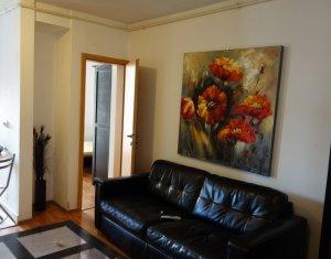 Vanzare apartament cu 2 camere, centru, strada Dorobantilor, 51 mp, bloc nou
