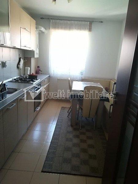 Vanzare apartament cu 3 camere, modern, Floresti, Cetatii