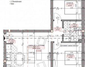 Apartament 3 camere,incalzire in pardoseala, gradina, strada Eroilor
