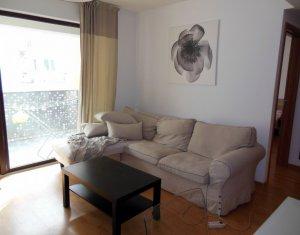 Inchiriere 2 camere finisate modern, Zorilor, zona Oaza, pet friendly